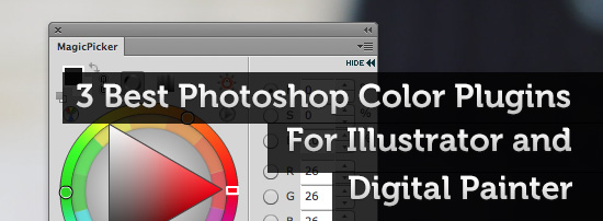 3 Best Photoshop Color Plugins for Illustrator and Digital Painter