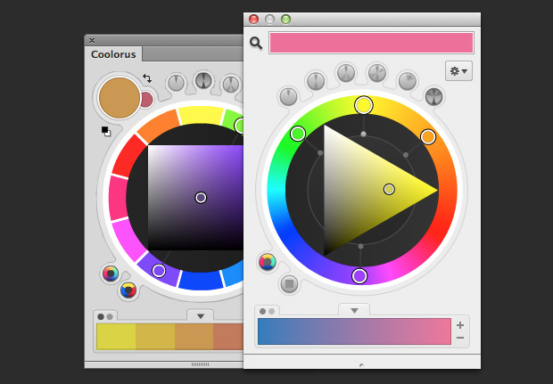 Advanced Color Picker Options