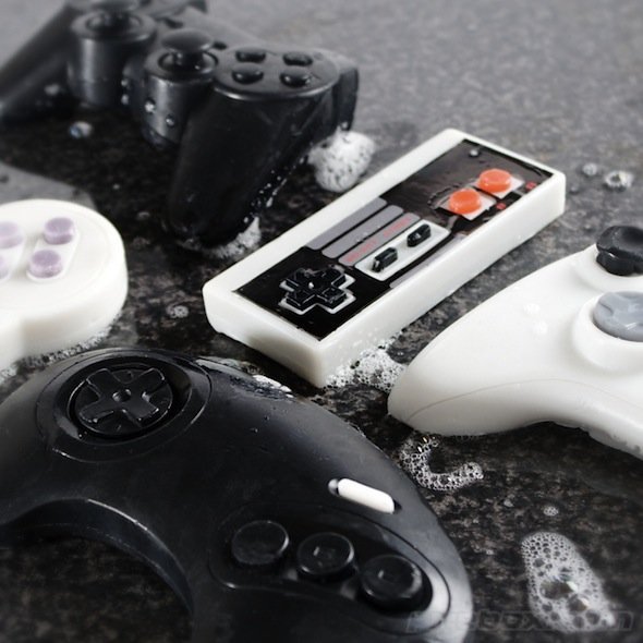 Game Controller Soap by Firebox | Blog Weekly Inspiration #150 by Petshopbox Studio