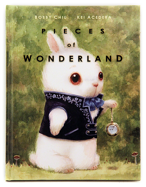 Pieces Of Wonderland by Bobby Chiu and Kei Acedera