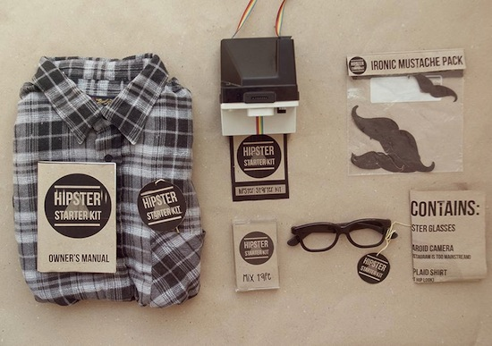 Hipster Kit by Mihael Miklosi