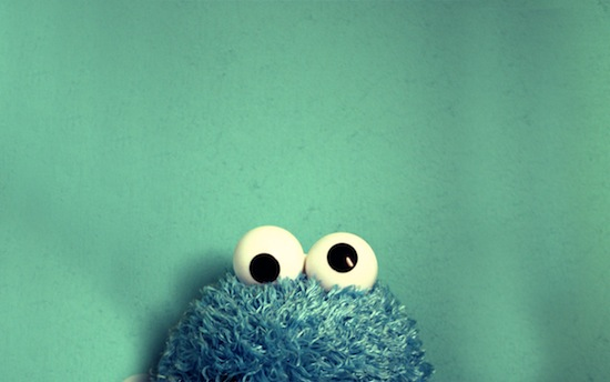 Cookie Monster by NYGraFFit1 | Blog Weekly Inspiration #150 by Petshopbox Studio